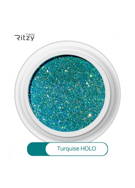Turquise Holo H-09