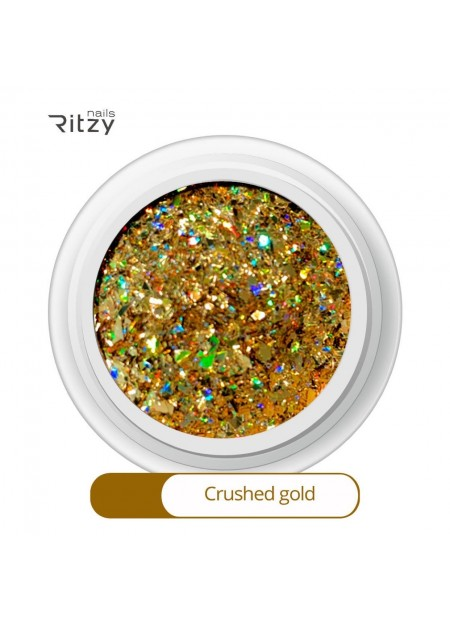 Crushed gold A-01