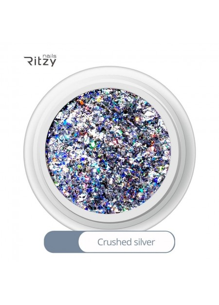 Crushed Silver A-12