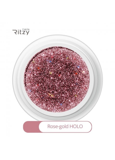 Rose Gold Holo H-05