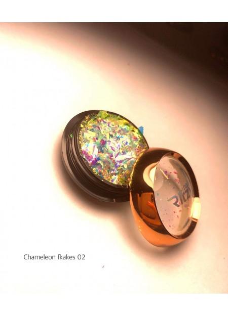 Chameleon Flakes 02