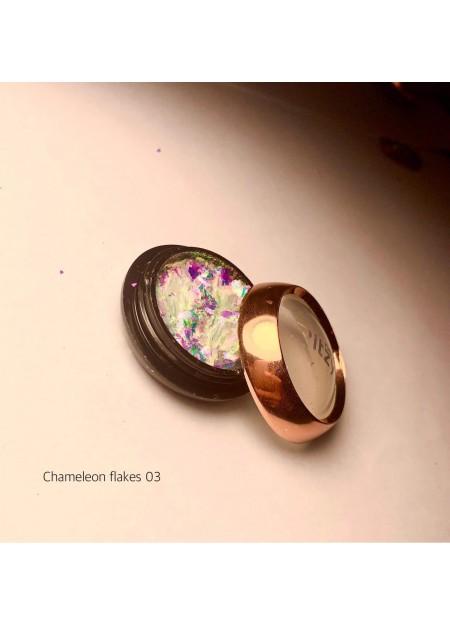 Chameleon Flakes 03