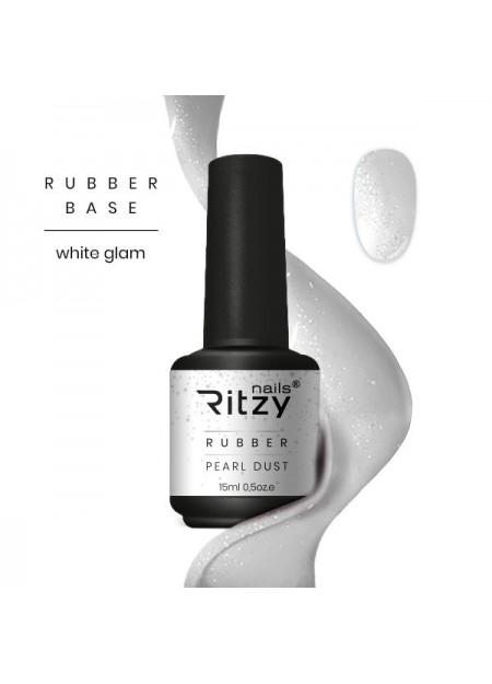 Rubber base White Glam