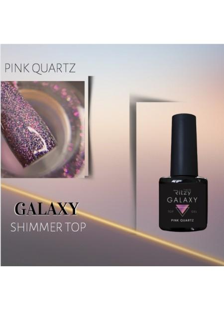 Galaxy top Pink Quartz
