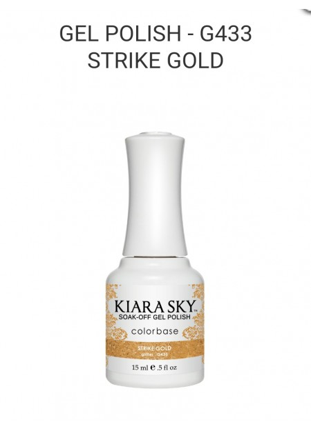 G433 Strike Gold 15ml