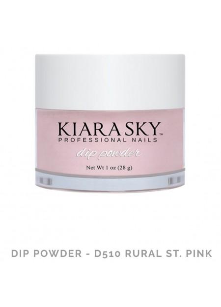 Kiara Sky D510 Rural st. Pink 28gr